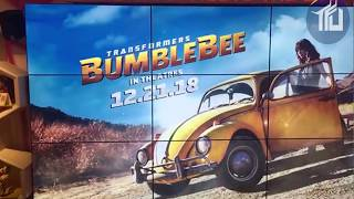 Bumblebee Movie Teaser Trailer (Bumblebee Through the Years)