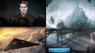 Edward Snowden Bombshell! Is He Telling Us Everything? 2018
