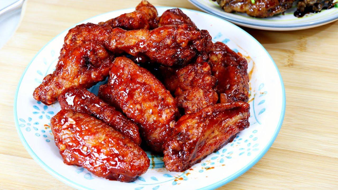 Buffalo Chicken Wings Pinoy Buffalo Wings Recipe Youtube