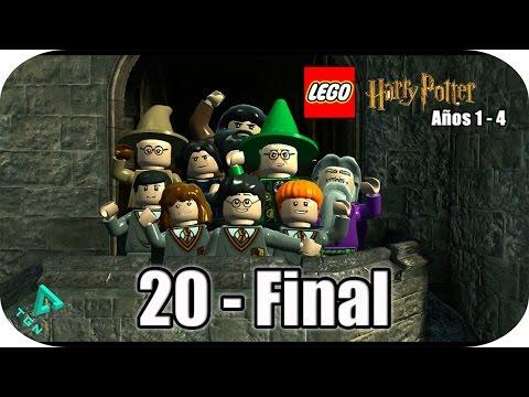 LEGO Harry Potter Años 1-4 - Capitulo 20 Final - El Regreso del Señor Tenebroso - 1080p HD