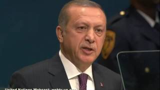 Erdoğan's UN Speech (English)