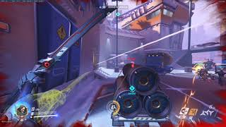 Genji Plays and Showing Some Toxicity in OW (QP) | Overwatch