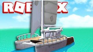 Bau des schönsten Bootes in Roblox | JeromeASF Roblox