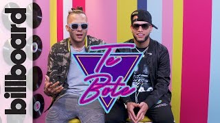 Video How Nio Garcia & Casper Magico Created 'Te Bote' | Billboard | How It Went Down download MP3, 3GP, MP4, WEBM, AVI, FLV Agustus 2018