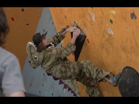 Bouldering Competition Finals At Southern Boulder Adelaide