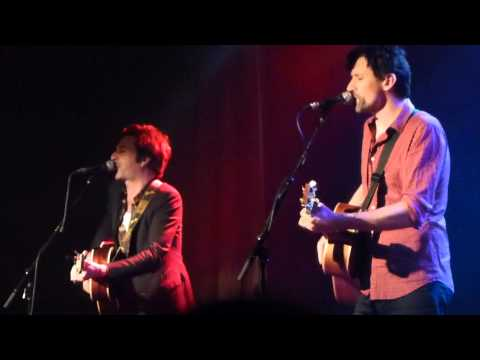 Paul Dempsey and Mike Noga - Atlantic City (Springsteen cover, Live 25 October 2013) Mp3