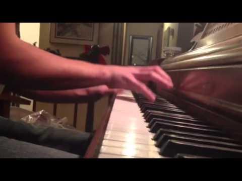 Goosebumps Theme Song Piano