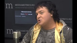 видео: Юлиан и Анастасия на радио Медиаметрикс