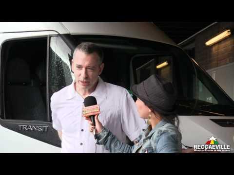 Interview: Dreadzone @SummerJam 7/8/2012