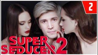 xQc PLAYS SUPER SEDUCER 2 w/CHAT