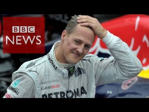 Michael Schumacher has 'conscious moments' - BBC News
