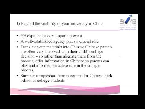 China-India Student Recruitment Seminar | Mr. Jiang Yandong