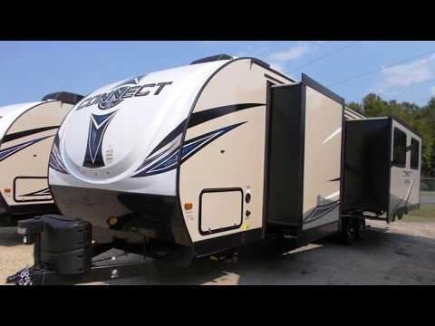 New 2018 KZ RV Connect® C312RKK Travel Trailer For Sale in Athens, TX