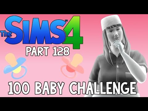 The Sims 4: 100 Baby Challenge - Ghost Doctor? (Part 128)