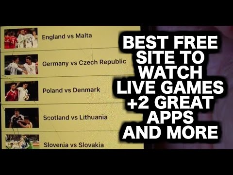 Live streaming soccer  Soccer apps  Soccer highlights  How to watch live soccer online for free