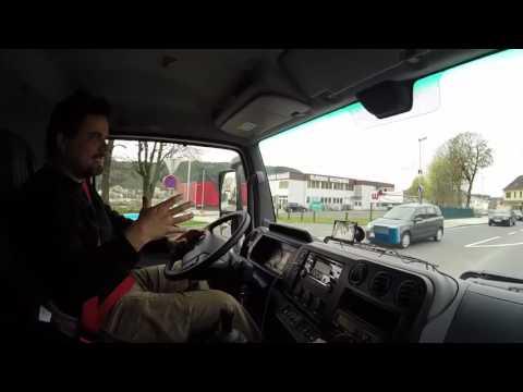 Mobil WC begyűjtés az Alpok lábánál