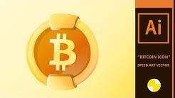 Syamination speed art|Bitcoin icon