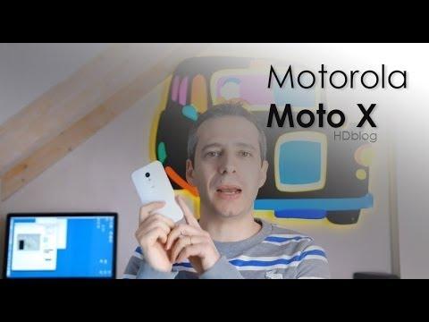 Motorola Moto X la recensione di HDblog.it