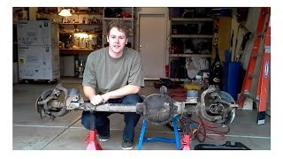 dana 30 teardown