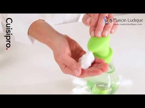 Distributeur de savon moussant CUISIPRO