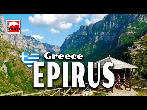 EPIRUS (Hπειρος) - Overview, 2009 Flashback, Greece - 62 Min. Guide