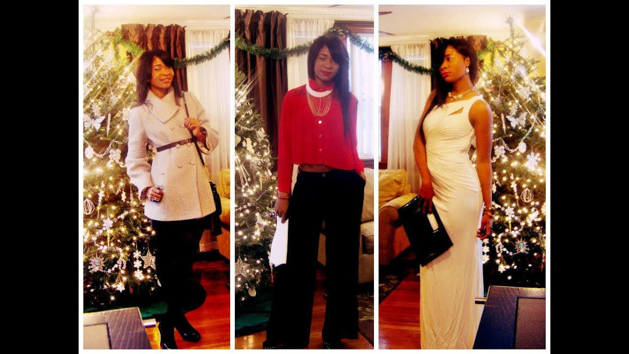 lookbookchristmas party outfits ideas youtube