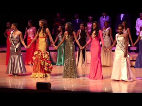Awards and Coronation of Miss Africa 2014