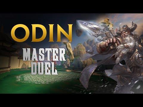 SMITE! Odin, Cuando crees que estas vs mago pero no! Master Duel S5 #143