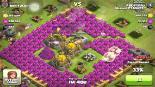 Repeat youtube video Clash of Clans - 56 WTF Base