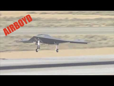 X-47 First Flight UCAS-D