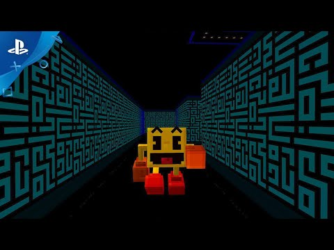 PAC-MAN Comes To Minecraft   PS4