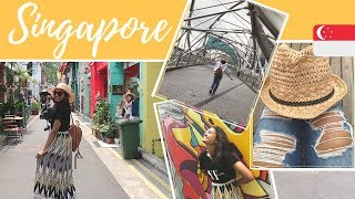 South East Asia VLOG - SINGAPORE