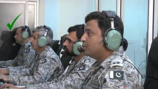 Pakistan Air Force fight in india