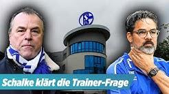 🔴 Schalke-Bosse LIVE zur Wagner-Zukunft und den Folgen des Tönnies-Rücktritts
