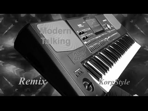 KorgStyle & Modern Talking - Do You Wanna (Korg Pa 900) Minus 2018 New