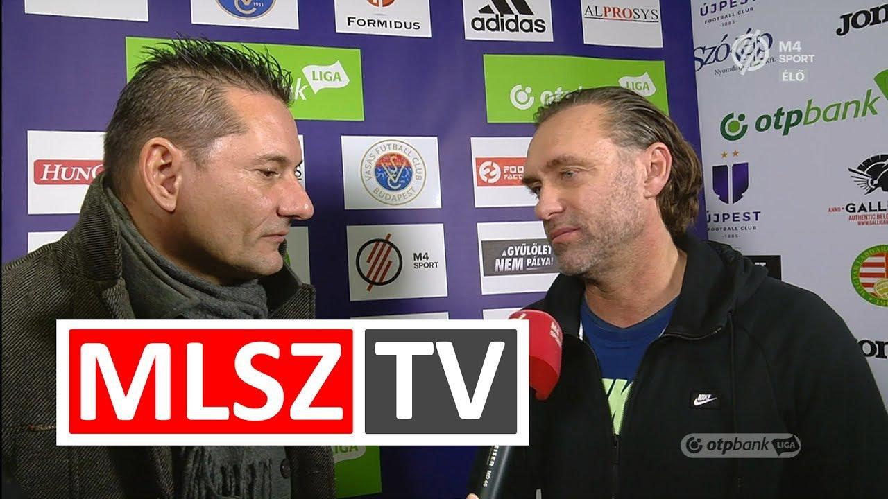 Edzői értékelések a Vasas FC - Ferencvárosi TC mérkőzésen