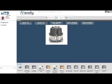 I3 Interfaccia Consolle Ricerca Avanzata