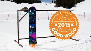 GNU Ladies Choice - Good Wood 2015 Women