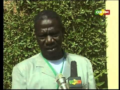 TV clip of ASHC Mali workshop coverage.MOV