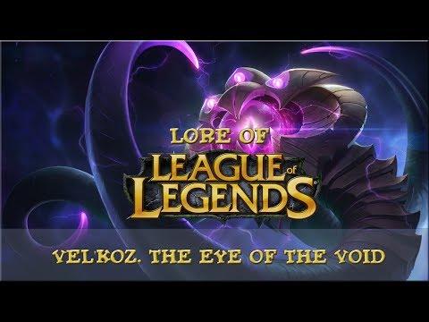 Lore of League of Legends [Part 82] Vel