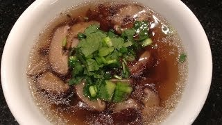 My Chinese Recipes: Mushroom Soup! Super Delicious and Super Easy!