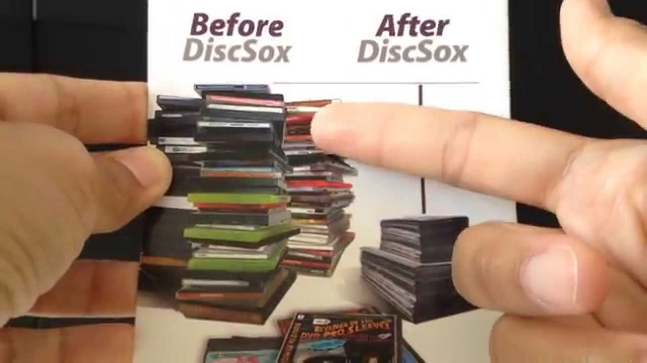 Discsox Dvd Pro Sleeves How I Organize My Collection