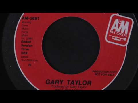 Gary Taylor ‎- Just Get