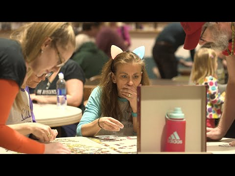 Jigsaw Puzzle Competition Draws Puzzle Lovers To Sherwood