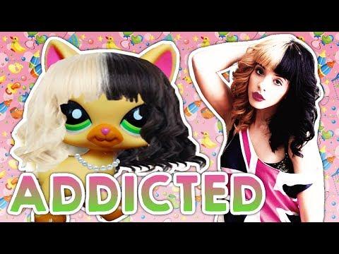 LPS: Addicted to Melanie Martinez Movie! (My Strange Addiction: Full Episode)