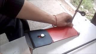 Точилка для ножей типа АПЕКС своими руками (do-it-yourself knife sharpener)