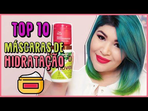 💦 TOP 10 MÁSCARAS DE HIDRATAÇÃO CAPILAR [No Poo E Low Poo]