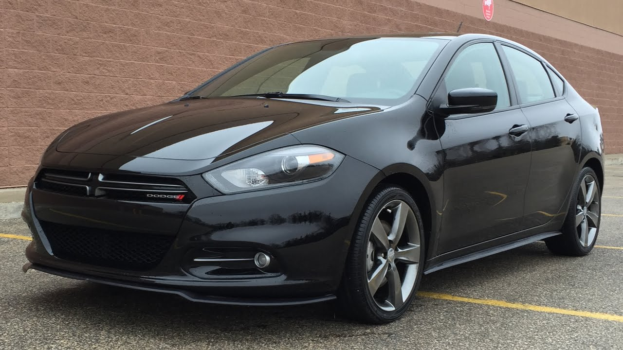 2015 Dodge Dart GT - Automatic, Dual Exhaust, Leather ...