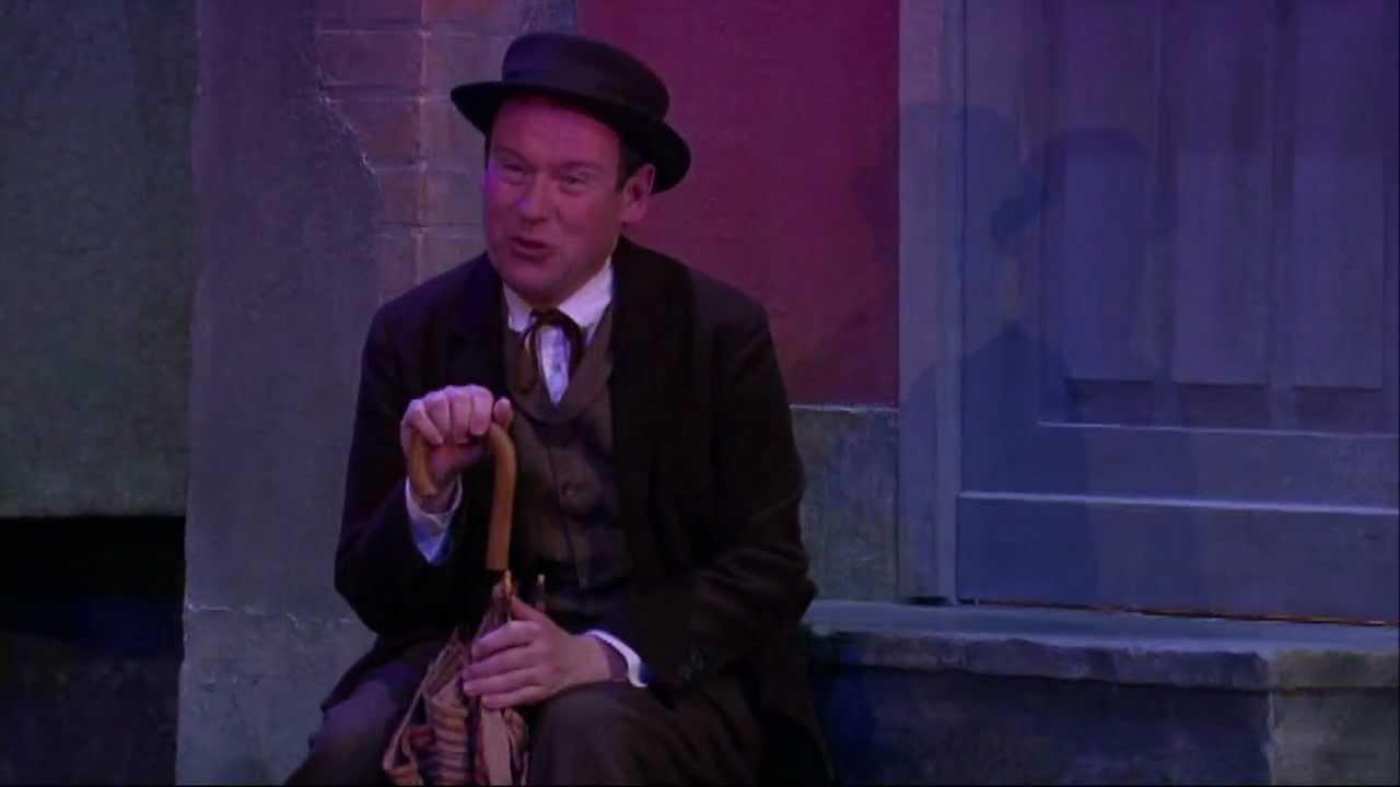 Erich Vock in «Die kleine Niederdorfoper» (2011)