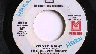 The Velvet Night- Velvet Night(1970)